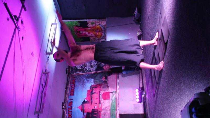 Показательное выступление по Юддха Йога 14.02.2016