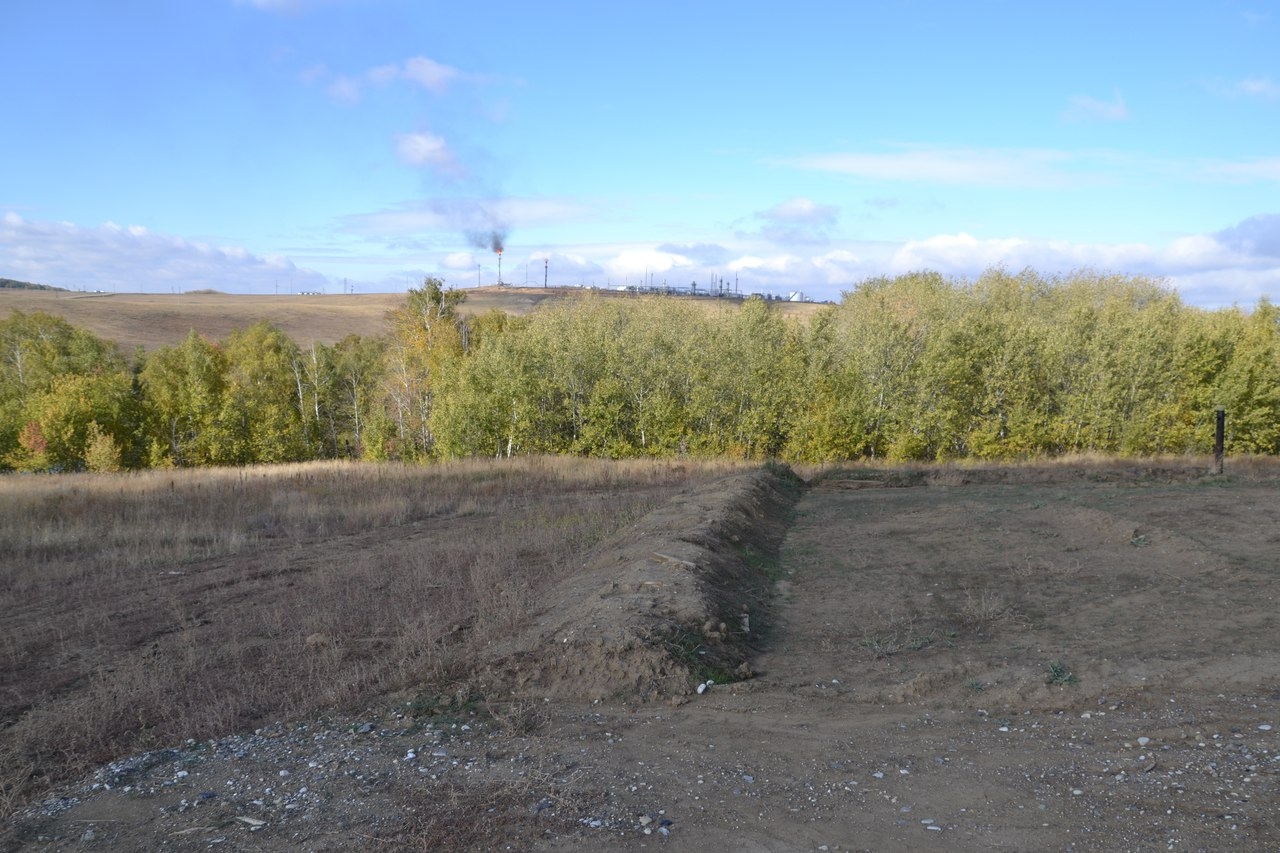 По общему мнению участников совместной экспедиции механические нарушения ландшафта при добыче углеводородов могли бы быть многократно меньше