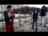 Обучение подтягиваниям(Турникмен vs Алкаши)