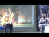 Классический комикс-конвент ГОТЭМ - Встреча с Ice-Pick Lodge (12.03.16)