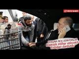 Cumhurbaşkanı Erdoğan İntihar Girişimini Durdurdu