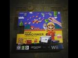 Unboxing Nintendo Wii U + Super Mario Maker + Amiibo