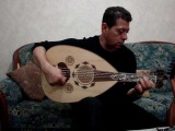 emad dalal playing Abu Alaa Oud