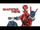 Marvel Legends Ben Reilly Spider-Man Spider-Carnage 2016 Absorbing Man Wave Toy Action Figure Review