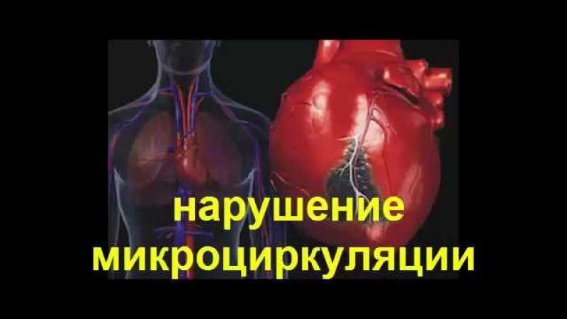 За здоровый образ жизни Микроциркуляция