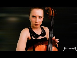 Fear Of The Dark - Iron Maiden - Cello Force Cover