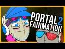 I LOVE YOU Portal 2 Pewds Animated 2