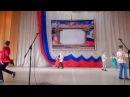 Танец русский народный Кадриль в исп. детей из Воскресной школы