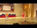 Танец Топни ножка моя в исп. детей воскресной школы