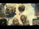 СУ-14-2 Рекорд дамага 5100 урона, ББ рулит имбо позицыя для арты
