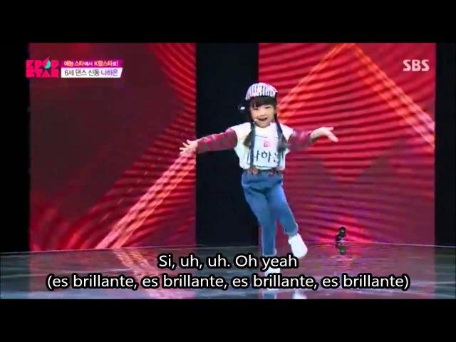 Na Ha Eun - Do You Want to Build a Snowman? (Sub Español) KpopStar4