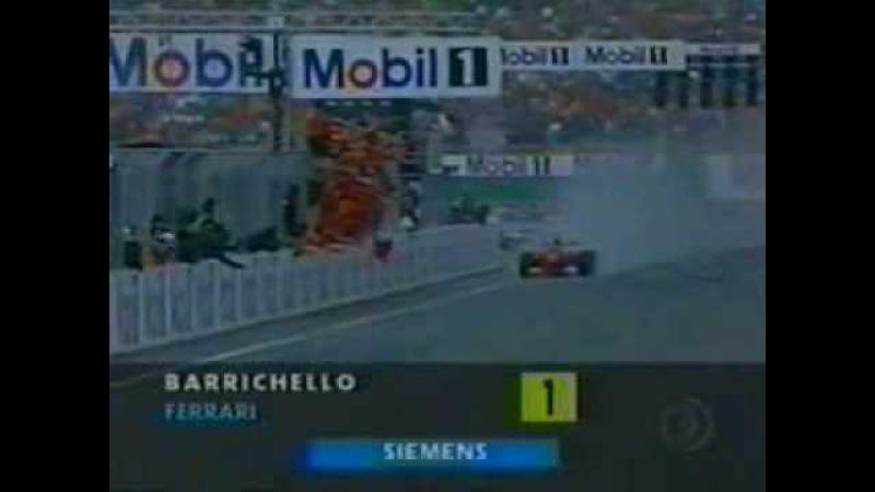 Gp Alemanha 2000 ( Hockenheim ) Barrichello Wins
