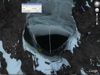 Hollow Earth Entrance 2 - Antarctica