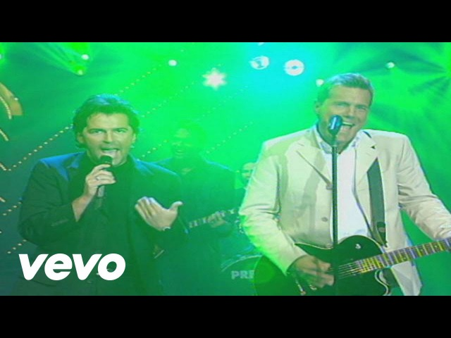 Modern Talking Last Exit To Brooklyn WDR Die Lotto Show 19 05 2001 VOD