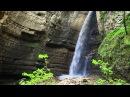 Малый Чегемский водопад. Кабардино-Балкария