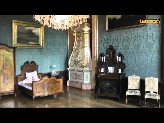 Schloss Eckartsau - Wohnsitz Kaiser Karl I. und Kaiserin Zita Österreich
