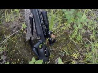Охота на уток с пневматикой! Duck hunting with pneumatics  AirGun !