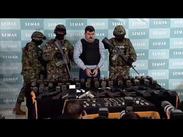 Мексика экстрадировала наркоторговцев в США брифинг