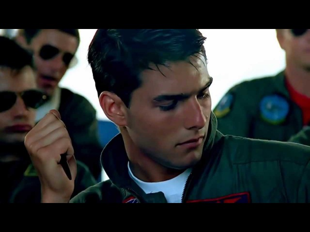 Top Gun (1986) - Theme Song - Take My Breath Away - Berlin