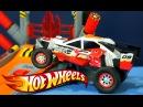 Машинка Hot Wheels Explosive Ramp. Игрушки Хот Вилс для мальчиков. Обзор игрушек на русском языке.
