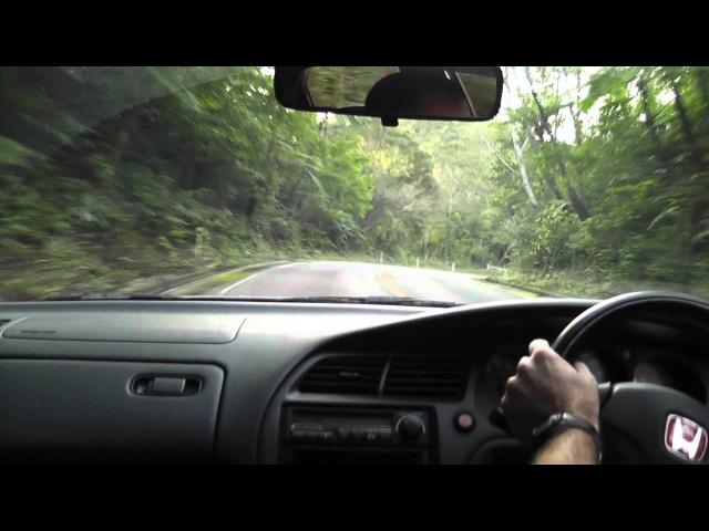 Honda Accord CF4 SiR-T