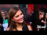 Stefanie Scott talks Insidious 3 Scared of Escalators plus Jem And The Holograms