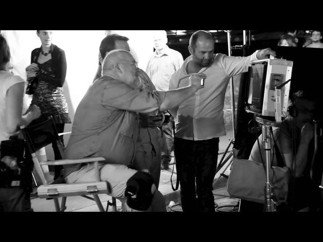 Ste Bertram Rose Backstage Beauty For All L'Oréal new film By Peter Lindbergh / Marc Deman