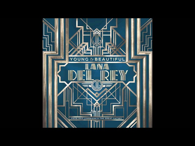 Lana Del Rey Young And Beautiful DH Orchestral Version Official Audio