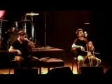 2CELLOS - Air on the G String (Bach cover, 24.11.2015, Crocus City Hall)