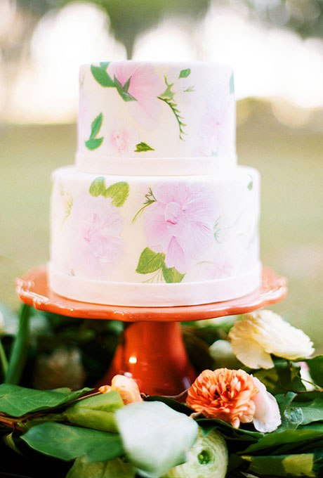 sXpbgQLTuow - 20 Идей для весеннего свадебного торта