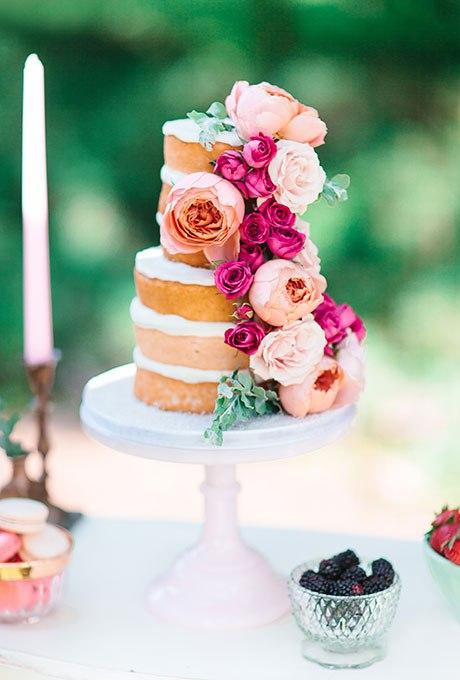 oMdGzIKiF E - 20 Идей для весеннего свадебного торта