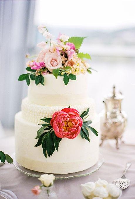 D86YFBYR7aE - 20 Идей для весеннего свадебного торта
