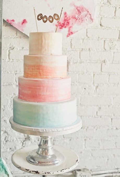 6eNQtjerM3Y - 20 Идей для весеннего свадебного торта