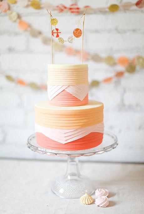 HiYIDmsuJc - 20 Идей для весеннего свадебного торта