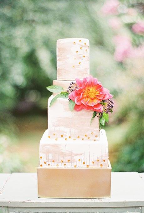 cgRZNfoFzI0 - 20 Идей для весеннего свадебного торта