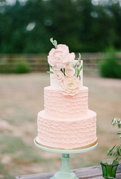 A2yYjHlYS4A - 20 Идей для весеннего свадебного торта