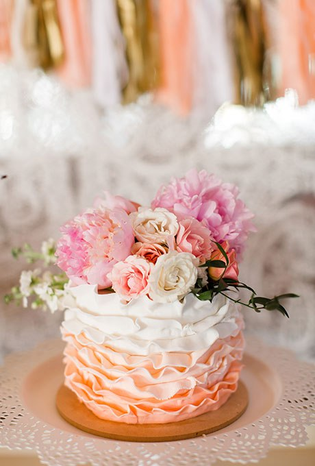 KsNZIq9ATSY - 20 Идей для весеннего свадебного торта