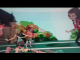4 сезон 17 серия Школа монстров/Монстер хай  - командный дух / Стань частью Крика