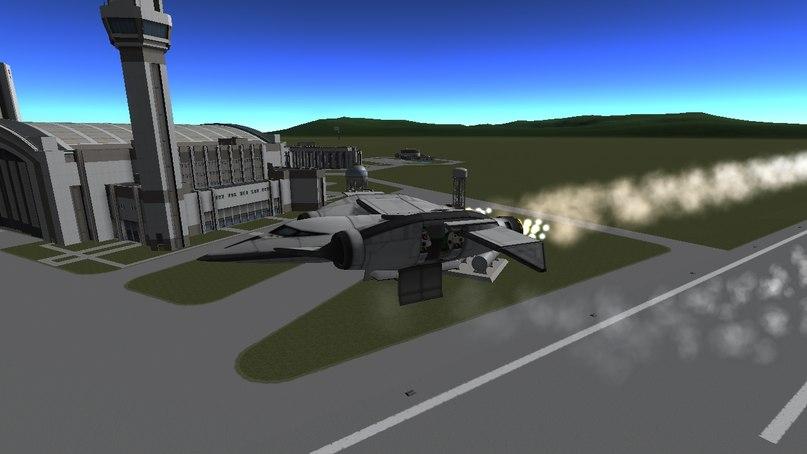 """VTOL- """"колибри-1.1"""""""