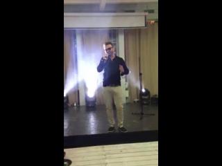 Выступление Давида 01.07.2015