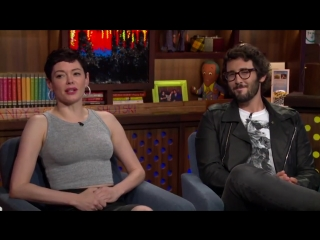 Rose McGowan on the Adam Sandler Sexist Casting Note |  WWHL