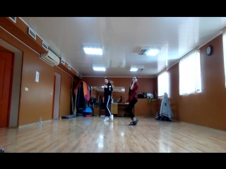 дабл трабл Choreo by Olga Shinkevich