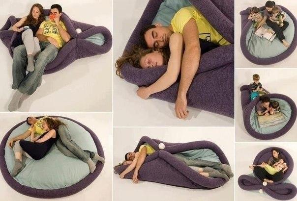 Подушка-одеяло для двоих