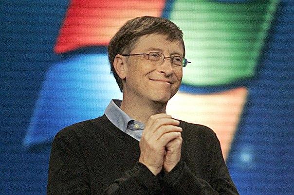 Билл Гейтс каждую секунду зарабатывает $250.