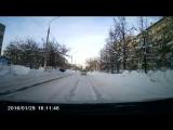 Регистратор Novatek GT300 день