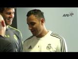Футболисты Реал Мадрид приняли участие в голосовании, определяющем состав сборной мира FIFPro World 2015.
