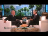 Michael Keatons Standup Comedy Career RUS SUB