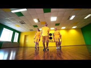 FlashMob 300 танцевальных движений - Major Lazer Feat. MØ DJ Snake - Lean On