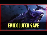 OG Clutch Save vs Empire @ Summit 2 DOTA 2