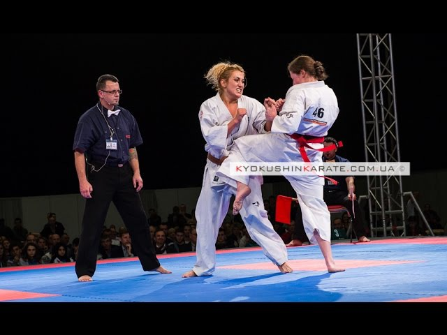 EC Open 2015 1/2 Maria Jasko (Poland) - Marianna Krashakova (Russia, aka)
